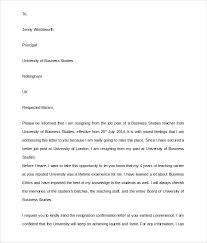 resignation letter teacher job resignation letter format i am