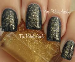 the polishaholic essie holiday 2011 luxeffects collection swatches