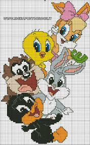 Looney Tunes Nursery Decor by 210 Best Baby Looney Tunes Cross Stitch Images On Pinterest