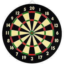 amazon com tg dart game set with 6 darts and board dart board