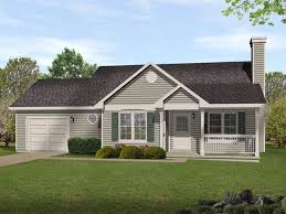 small ranch floor plans small ranch house plans withal 058d 0187 front 6