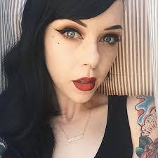 kat von d 44 light cool instagram post by e l i z a s i d n e y elizasidney tattoo