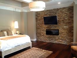 master bedroom virginia ledgestone accent walls natural