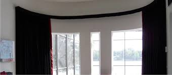 Flexible Curtain Rods For Bay Windows Curved Curtain Rods Bendable Track Help Looking For Bay Window