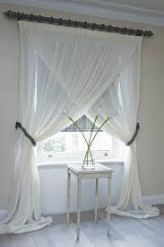 Wohnzimmer Ideen Shabby Interessante Idee Zum Aufhängen Der Gardinen Shabby Chic