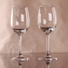 handmade lead free bordeaux wine glass goblet of wine