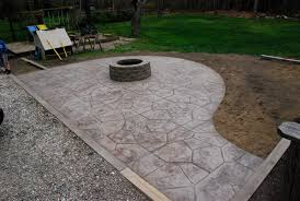 Flagstone Stamped Concrete Pictures by Stamped Concrete Concrete Innovations