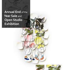department of art hosts year end exhibit and ceramics sale sat