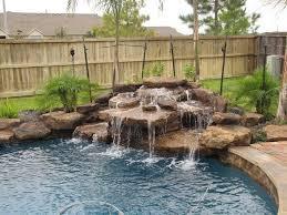 pools with waterfalls pool waterfall ideas you can recreate in your backyard decor