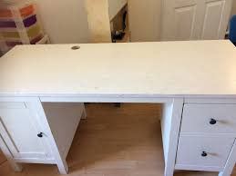 Ikea Hemnes Desk Ikea Hemnes Desk For Sale In Grangetown Cardiff Gumtree