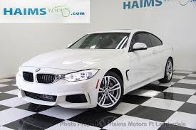 bmw 435i series 2014 used bmw 4 series 435i at haims motors serving fort
