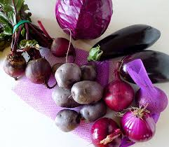 Purple Shades by My Kitchen In Spain The Many Shades Of Purple