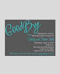 going away party invitations going away invitations 25 unique going away party invitations