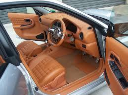 Vehicle Leather Upholstery Blackneedle Auto Upholstery 04 Wrx Custom Leather Interior