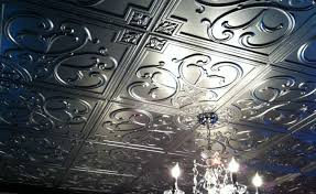 How To Put Up Tin Ceiling Tiles by Ceiling Ceiling Tiles Painted Wonderful Foam Ceiling Tiles