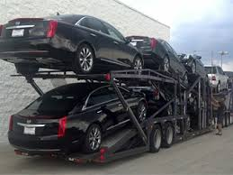 cadillac xts livery cadillac xts lands at california operations vehicles