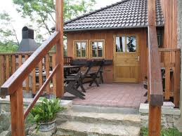 3 bedroom holiday home with pool in osečnice nordböhmen