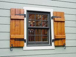 exterior window shutters designs exterior window treatments in