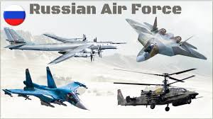 russian air force active aircraft list youtube
