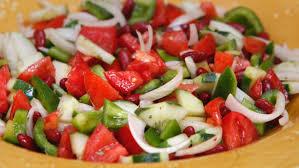 Garden Vegetable Salad by August Abundance Garden Fresh Veggies Inspire Salad Inforum