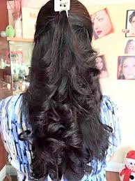 hair style wirh banana clip 28 best hairstyles for oiled hair when using coconut oil