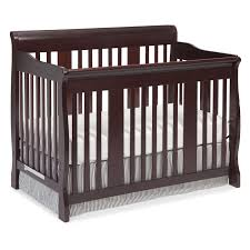 Crib That Converts To Twin Bed by Baby Mod Modena 3 In 1 Convertible Crib Gray Walmart Com