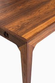 poul hundevad dining table in rosewood at studio schalling