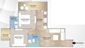 Adore Realtech Adore Happy Homes Grand Floor Plan Adore Happy