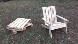 How To Build An Adirondack Chair Pallet Adirondack Chair Feedurself