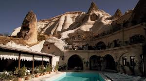 caves become 5 star hotels for luxurious vacations