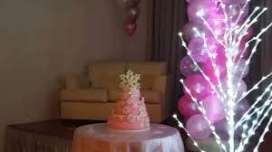 Youtube Baby Shower Ideas by Nakiyah U0026 Mario U0027s Winter Wonderland Baby Shower Youtube