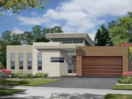 Story House by Reconstruction Of A Modern Single Story House Plans