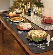 thanksgiving table and food display ideas design indulgences