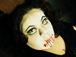 latex for halloween makeup simply kendra easy halloween dead doll makeup look using liquid