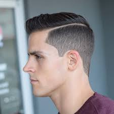haircut with the line men simple hardline haircut on haircut line hairstyle ideas 2017