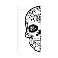 half skull design aluminum wooden covers mediva dubai shop