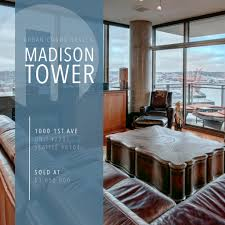 condo sales in downtown seattle up days on the market down 54