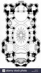 architect floor plan architecture floor plans basilica of the vierzehnheiligen near