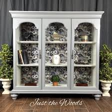 Contemporary Curio Cabinets Upcycled Modern Curio Cabinet Makeover Diy Furniture Makeovers