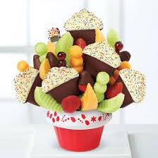 fruit edible edible arrangements fruit baskets confetti fruit cupcake