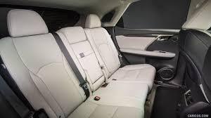 lexus interior 2016 2016 lexus rx 350 interior rear seats hd wallpaper 100
