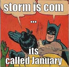 Winter Storm Meme - winter storm is coming quickmeme
