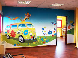 Best Роспись стен Images On Pinterest Google Https Kids - Kids room wallpaper murals