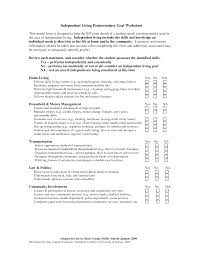 Daily Life Skills Worksheets 17 Best Images Of Teaching Daily Living Skills Worksheets Life