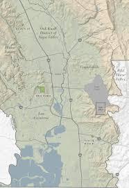Napa Valley Winery Map Best Napa Valley Vineyards Lower Napa Valley Nickel U0026 Nickel