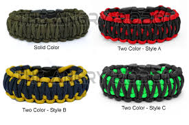 paracord bracelet style images 550 paracord bracelet king cobra black neon green ebay jpg