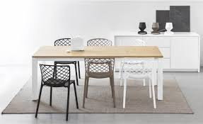 Extending Tables Connubia Calligaris Baron Cb 4010 Ml 110 Extending Table L 110 X