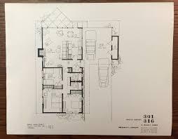 eichler floor plans eichler floor plans inspirational baby nursery mid century modern