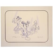 your wdw store disney artist sketch star wars jedi mickey