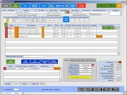 filemaker quote database optical shop software meddb llc